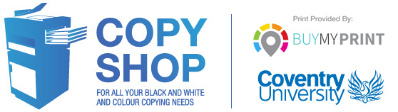 Copy Shop | Coventry University